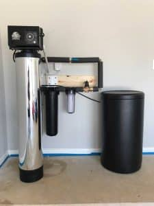 San Antonio Water Softeners - Single Tank Residential System